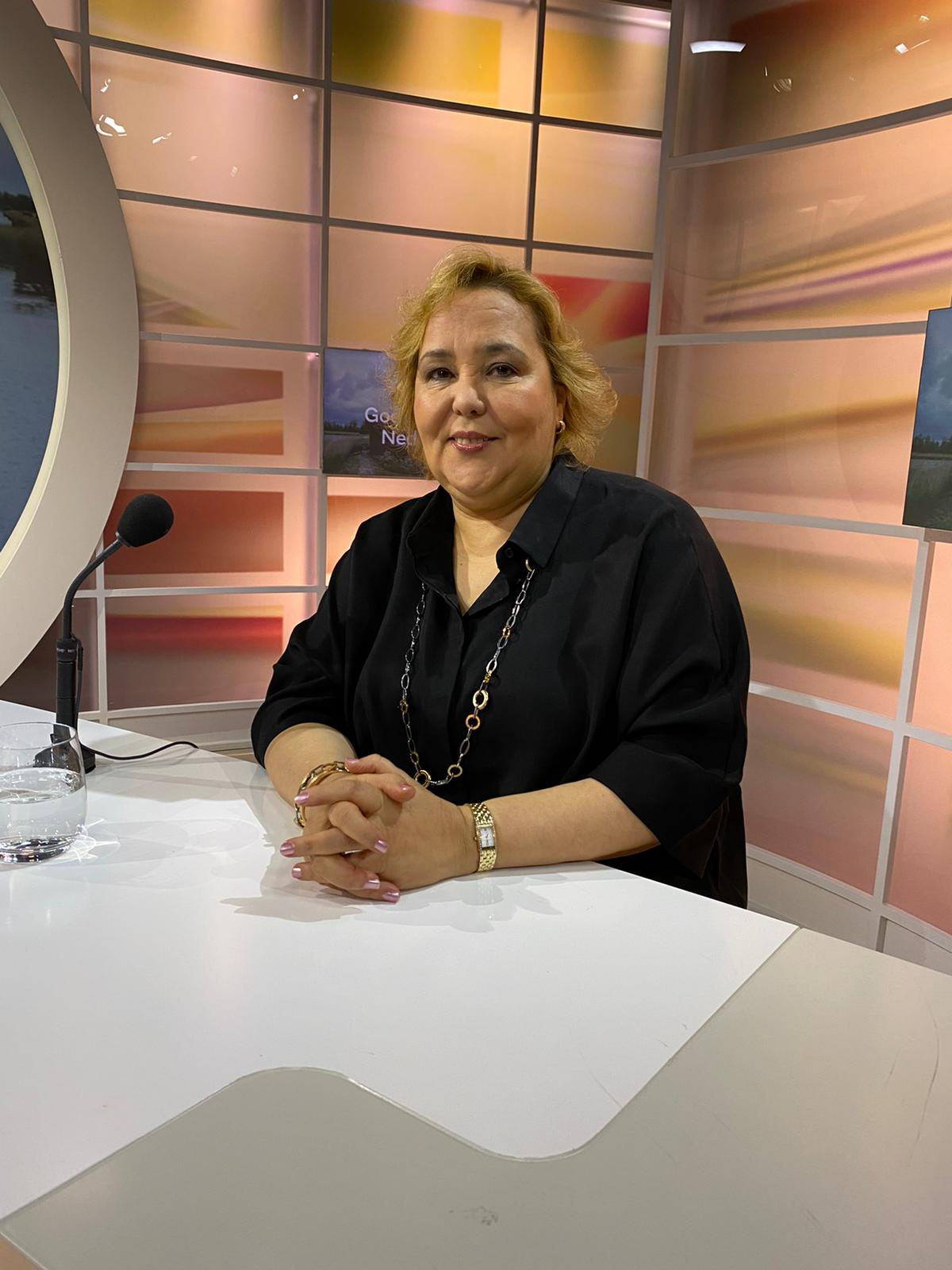 Rahma el Mouden bij WNL